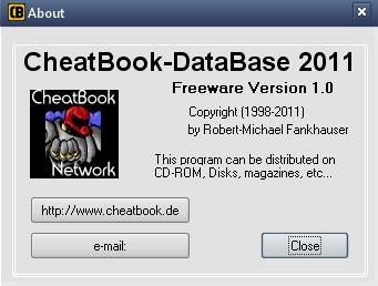 Cheatbook Dtabase